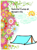 Summer camp at Booginsville