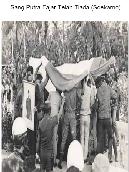 Prosesi Pemakaman Soekarno