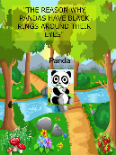 The Reason Why Pandas Have Black Rings Around Their Eyes