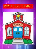 POST- PSLE PLANS