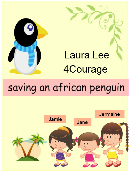 Saving an African penguin
