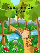 A Baby Giraffe Loses Its Way