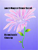 June's Magical Flower Secret