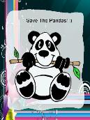 Save the pandas!