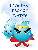 Save that Drop of Water!
